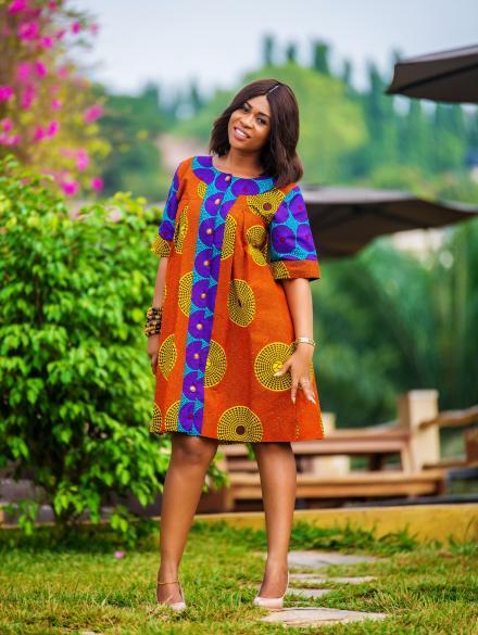 Sankofa Dress