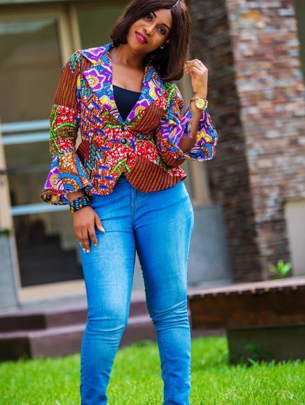 Nsasawa Ladies' Jacket
