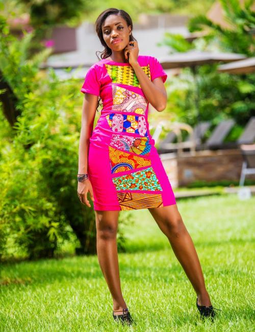 Pinkett Mini Dress