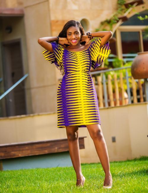 Lilongwe Mini Dress