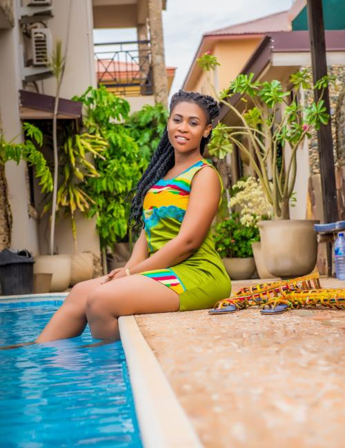 Axim Poolside Short Dress