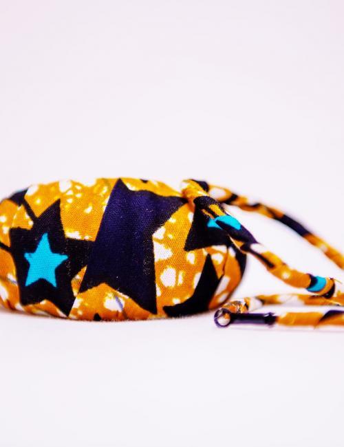 Star Ntoma Bangle and Earring Set